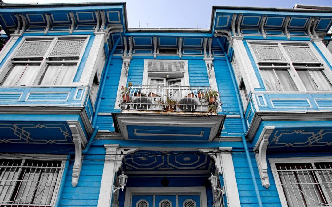 Einladung in ein türkisches Haus