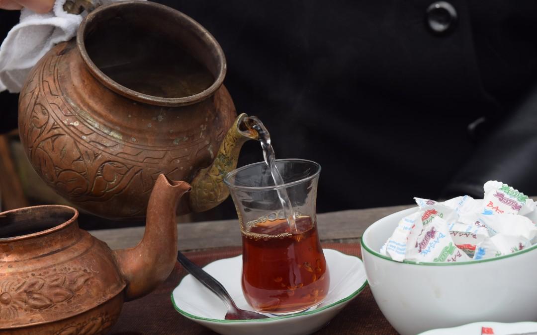 Ohne Tee geht nichts in der Türkei