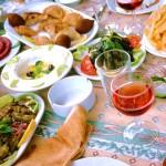Dinner mit türkischen Geschäftspartnern